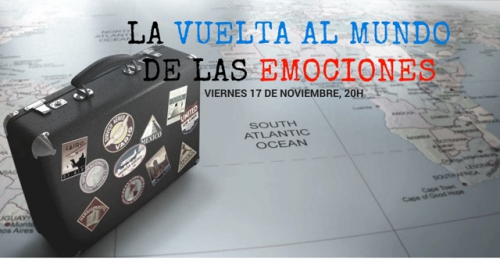 Conferencia: La vuelta al mundo de las emociones
