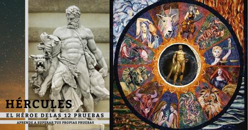 Conferencia: Hércules, el héroe de las 12 pruebas. Supera las pruebas de tu vida.