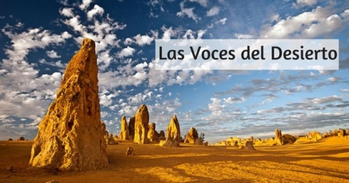 Las Voces del Desierto. Coloquio